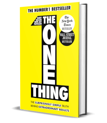 Erfolgsbuch: Garry Keller - The One Thing