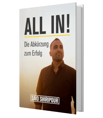 Erfolgsbuch kostenlos: Said Shiripour - All in