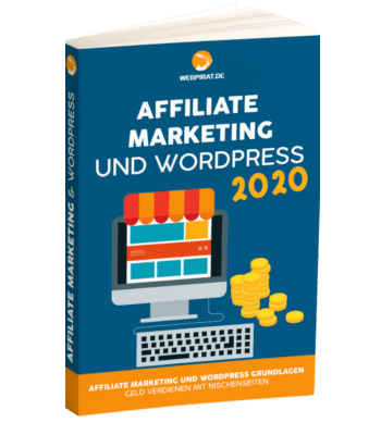 E-Book kostenlos: Webpirat.de - Affiliate Marketing und WordPress