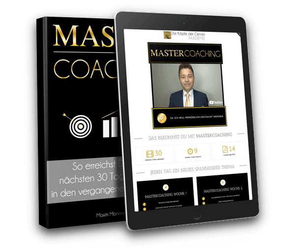 Maxim Mankevich - Mastercoaching