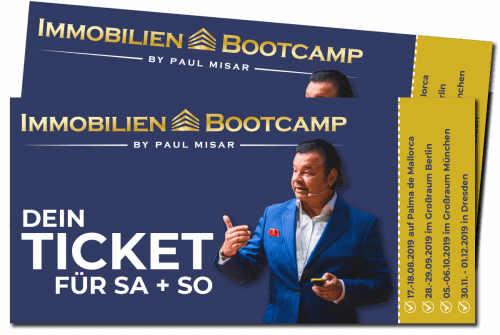 Paul Misar - Immobilien Bootcamp