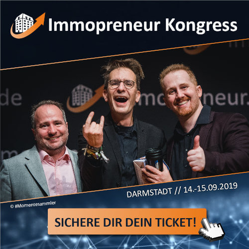 Immopreneur.de - Kongress 2019